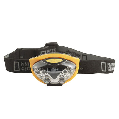 Linterna Frontal National Geographic Led