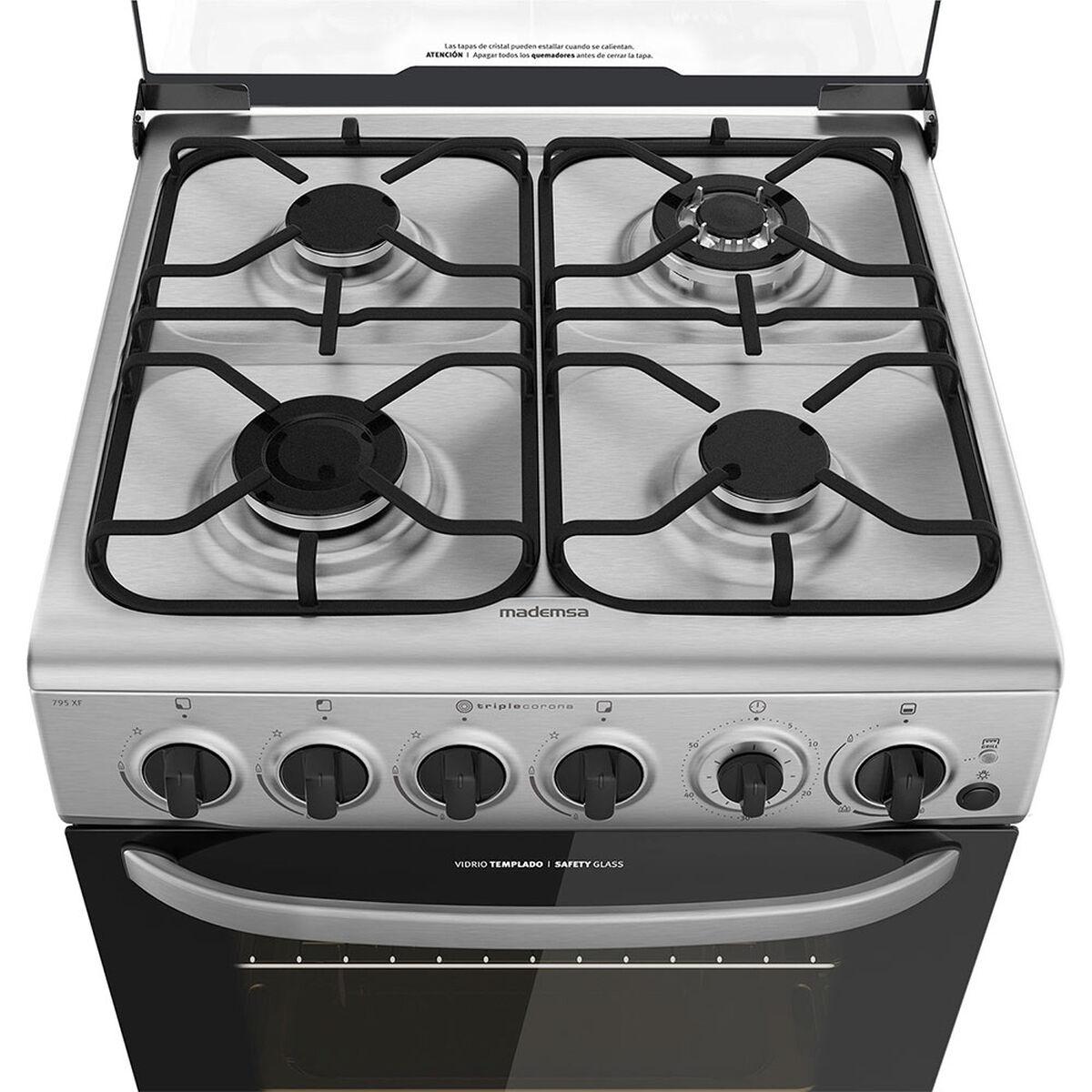 Cocina a Gas Mademsa 795XF 4 Quemadores