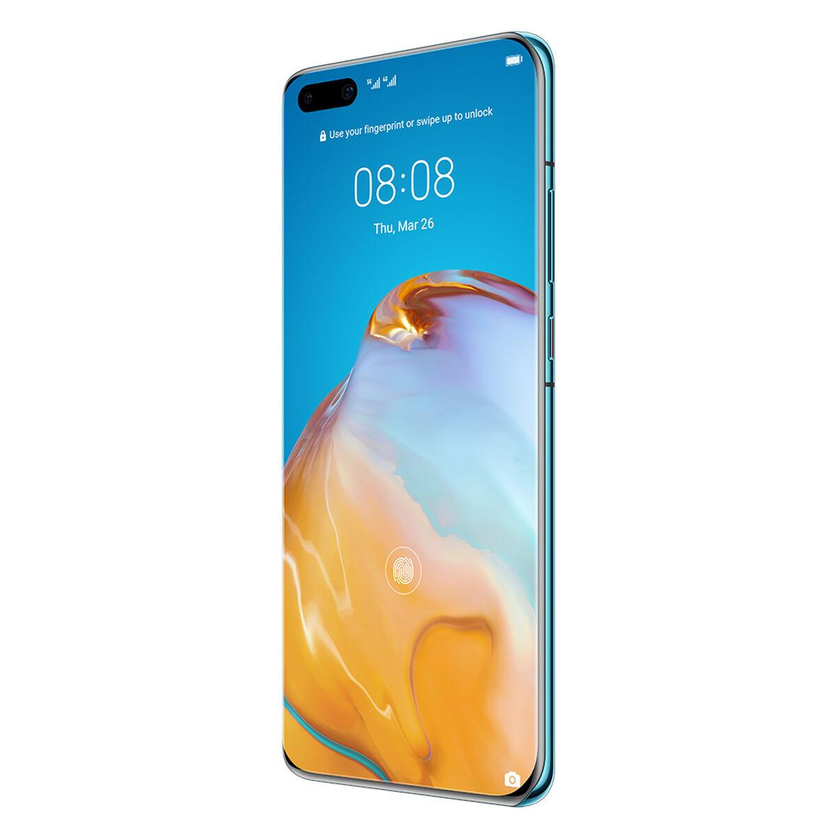 """Celular Huawei P40 Pro 256GB 6,6"""" Sea Blue Liberado"""