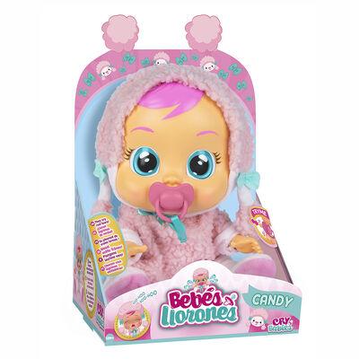 Muñeca Candy de Bebes Llorones