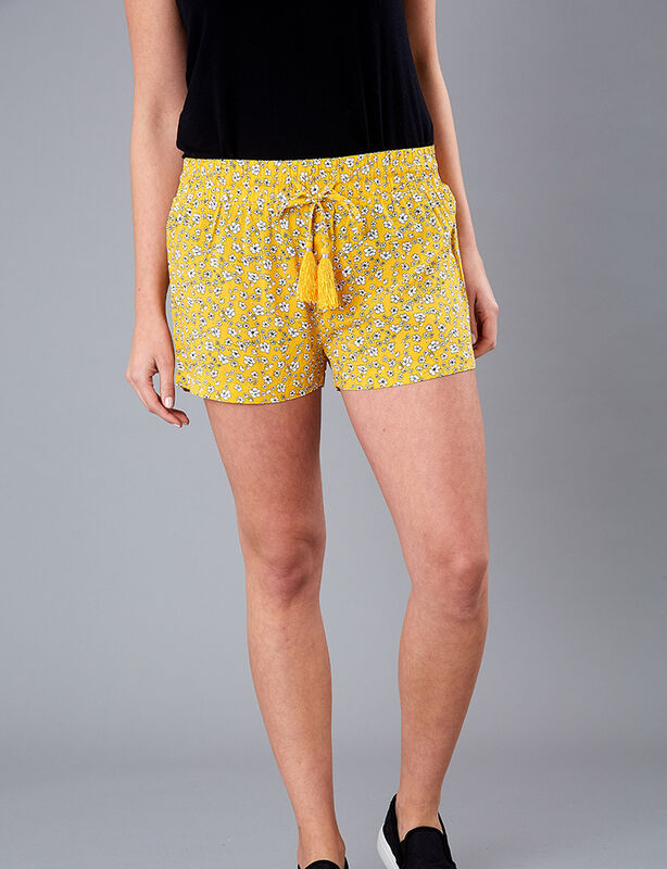Short Estampado Icono