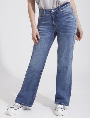 Jeans Recto Mujer Fiorucci