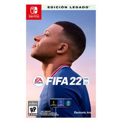 Juego Nintendo Switch EA Sports FIFA 22