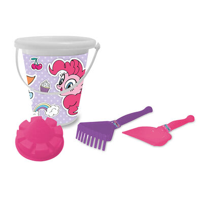 Set De Playa Balde C/ Accesorios My Little Pony Hasbro