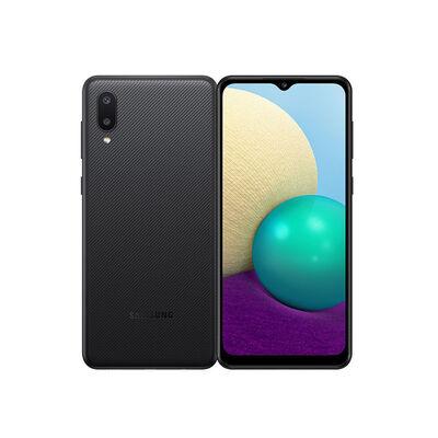 "Celular Samsung Galaxy A02 32GB 6,5"" Negro Claro"