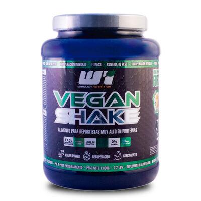 Proteína Vegana De Arveja Vegan Shake Limón 1 Kg. 30 Servicios