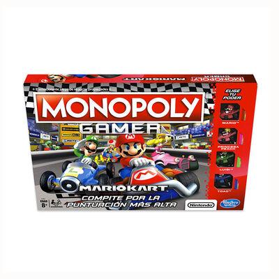Juego Monopoly Gamer Mario Kart