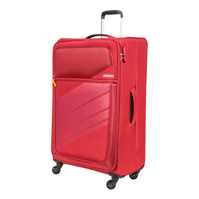 Maleta American Tourister Stirling Light Rojo L