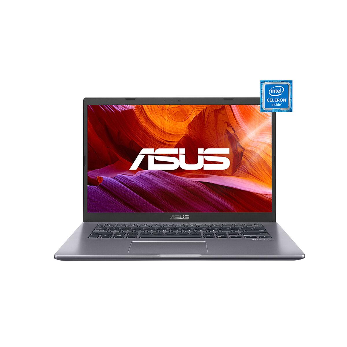 "Combo Notebook Asus X409MA-EK173T Celeron 4GB 500GB 14"" + Escritorio Casanova City"