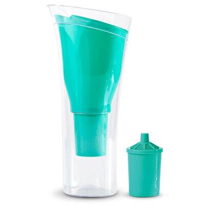 Jarro Purificador de Agua + 1 Repuesto de Filtro Dvigi Verde