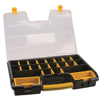 Caja Organizadora Plástica Rimax Rx6494 Negro