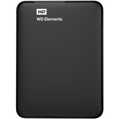 Disco Duro Externo WD 1TB Elements