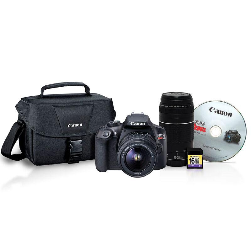 Kit Premium Canon Reflex EOS Rebel T6