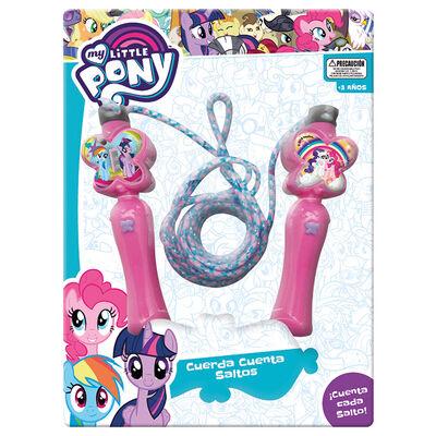 Cuerda Cuenta Saltos My Little Pony Hasbro