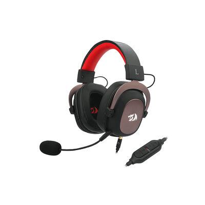 Audífonos Gamer Redragon H510 Zeus Negros