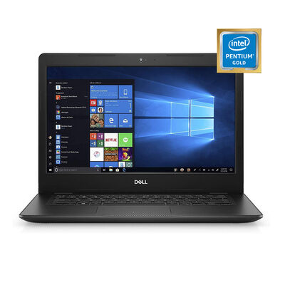 Notebook Dell Inspiron 3480 Pentium Gold 4GB 128GB SSD 14""