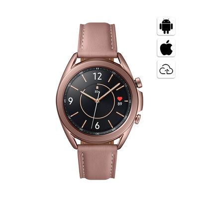 "Smartwatch Samsung Galaxy Watch 3 8GB 1GB 1.2"" Mystic Bronze"