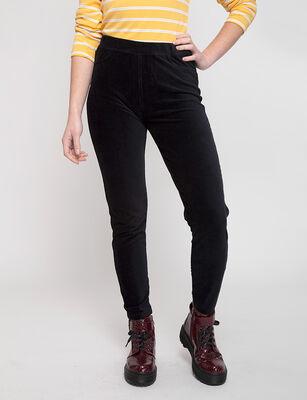 Pantalón Cotele Icono Mujer
