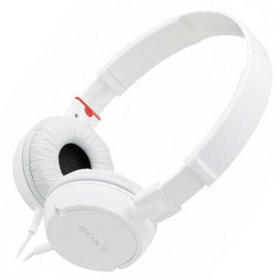 Audífonos Over Ear Sony MDR-ZX110 Blancos