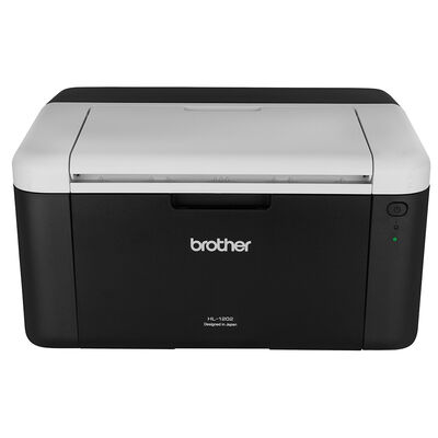 Impresora Brother Láser Blanco y Negro HL-1202