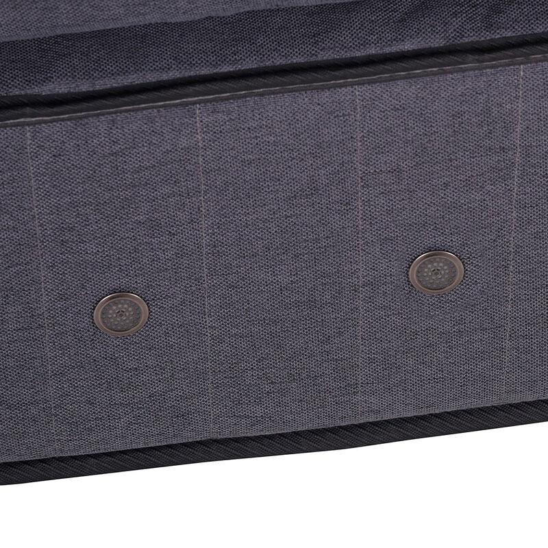 Box Spring Premium CIC King + Set Maderas Miro