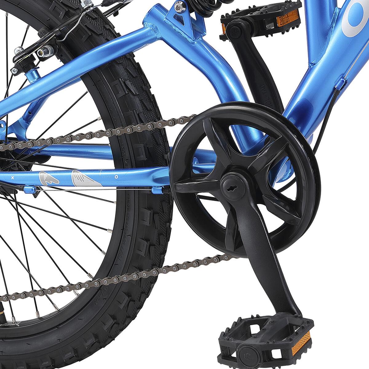 Bicicleta Infantil Oxford Drako Doble Susp Aro 20