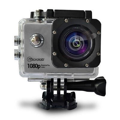 """Camara deportiva Waterproof Microlab Isports Pro A7 Xtreme 2 """""""