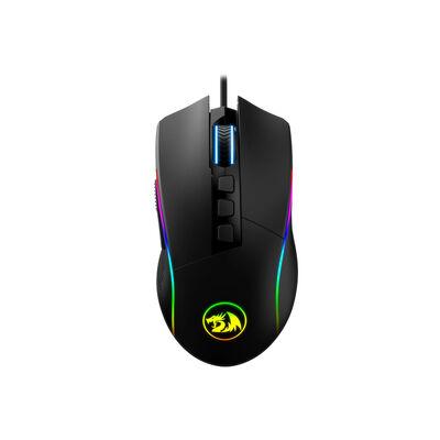 Mouse Gamer Redragon M721 Lonewolf RGB USB