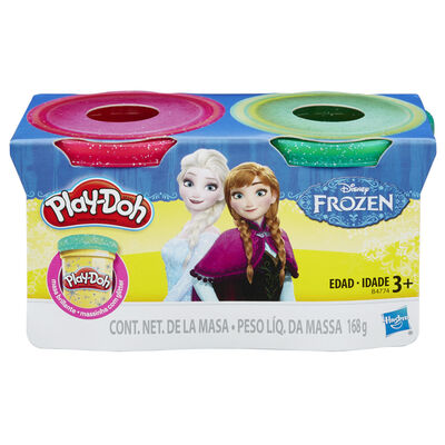 Play-Doh 2 Pack Brillante Frozen