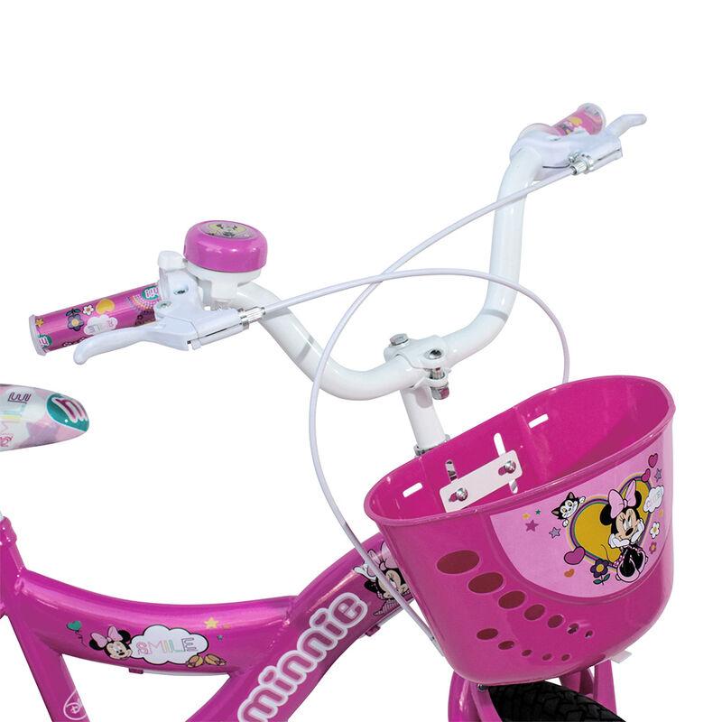 Bicicleta Lahsen Niña Minnie Aro