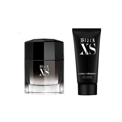 Estuche Black XS EDT 100 ml + Shower Gel 100 ml