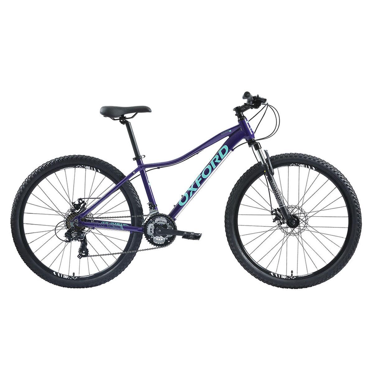 Bicicleta Mountain Bike Mujer Oxford Aro 27.5