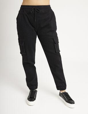 Jeans Jogger Mujer Icono