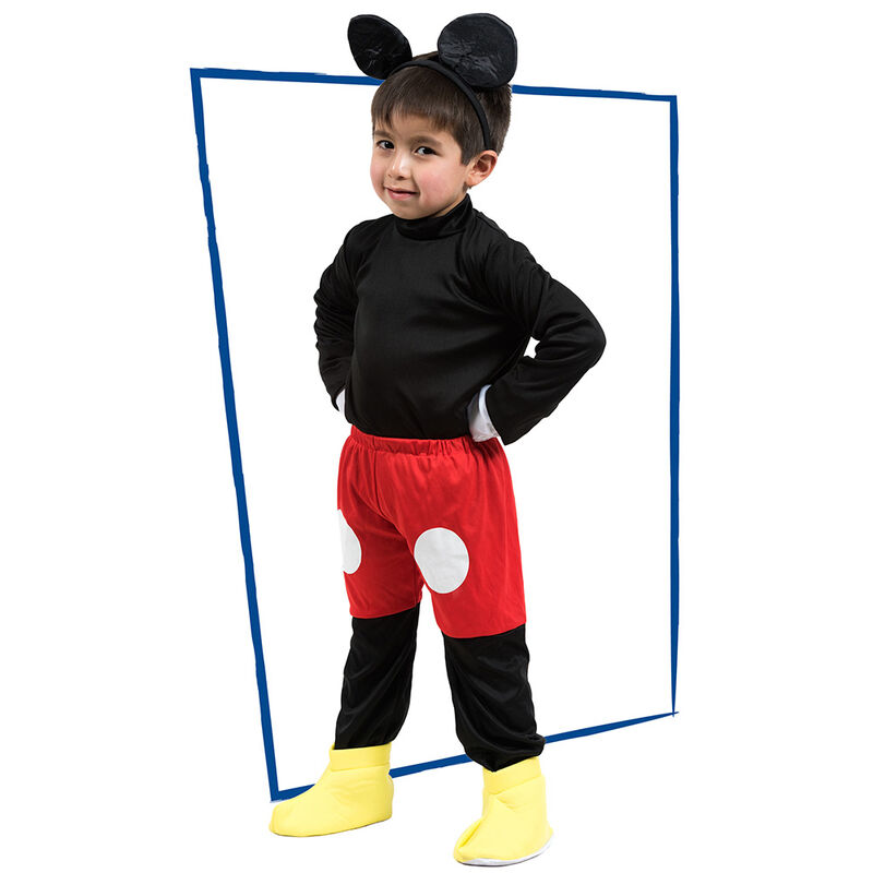 Disfraz Disney Mickey Mouse