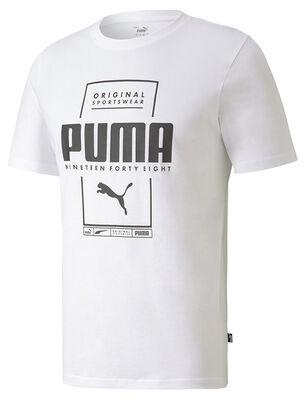Polera Hombre Puma Box Puma Tee
