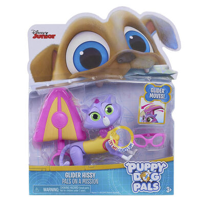 Pals On a Mission Puppy Dog Pals Hissy