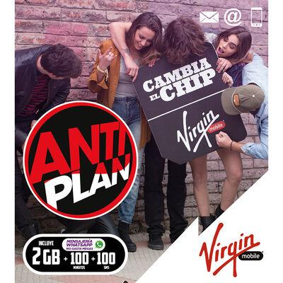 Chip Antiplan 2N Virgin