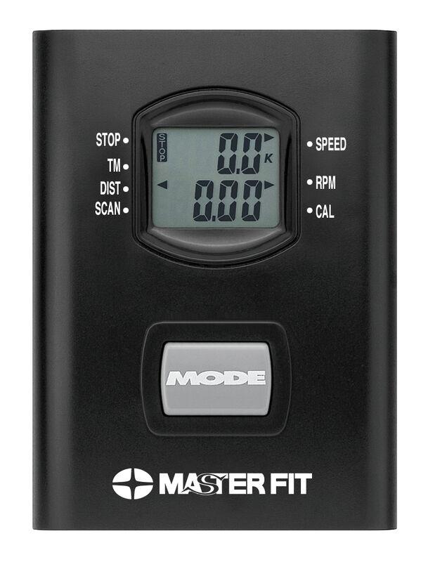 Eliptica Estática Mecánica Air Strider Masterfit YR5920HX