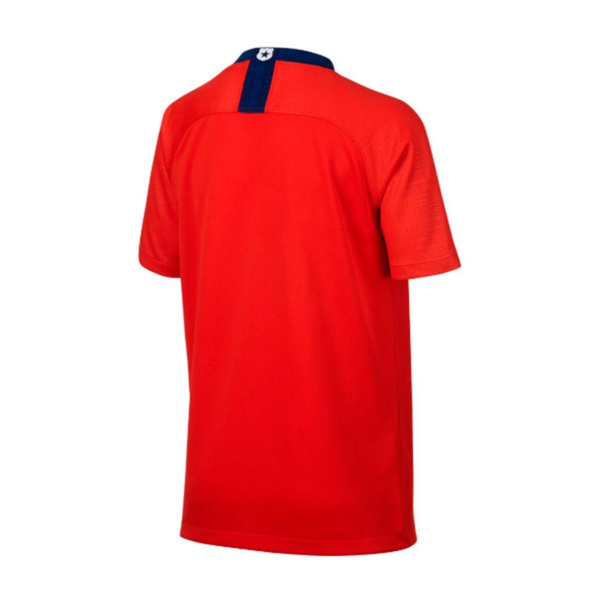 Camiseta Oficial Nike Selección Chilena