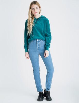 Jeans Indigo Icono Mujer M37ITU9400