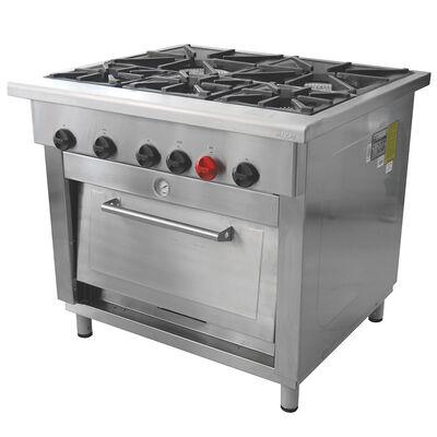 Cocina Industrial Maigas 6EA52