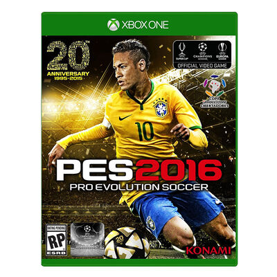 Juego Xbox One Pes 2016