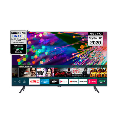 """LED 75"""" Samsung TU8200 Smart TV Crystal UHD 4K 2020"""
