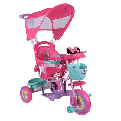 Triciclo Minnie 3 En 1