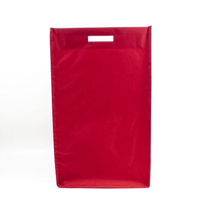Canasto Ropa Poly Rojo