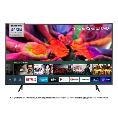 """LED Curvo 65"""" Samsung TU8300 Smart TV Crystal 4K UHD"""