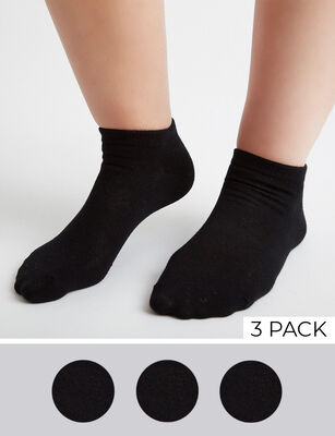Pack 3 Calcetines Mujer Icono