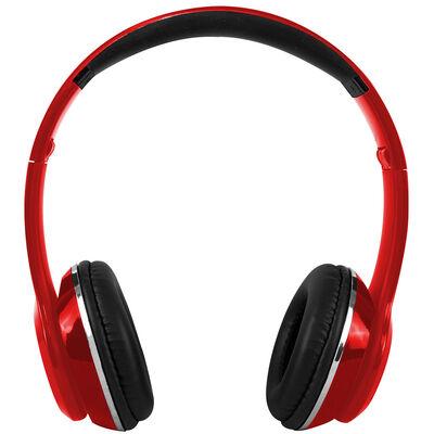 Audífono Fuji Monster Bluetooth Rojos