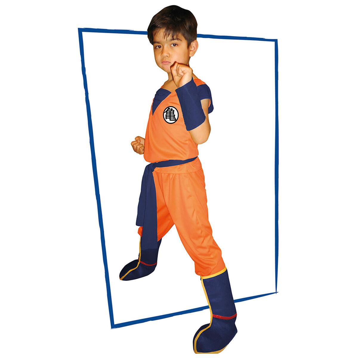 Disfraz Disney Goku
