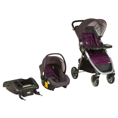 Coche Travel System Alpine 4 Purple